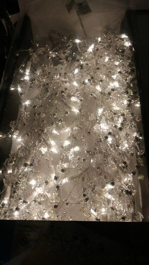 Christmas Glitter Gem Garland for Sale in Chicago, IL