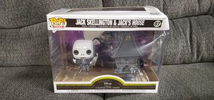 Disney Jack Skellington & Jacks House Funko Pop! *Box Damage* for Sale in Lacey, WA
