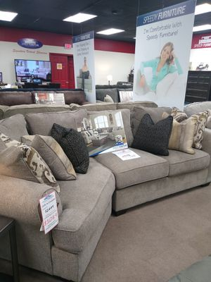 Ashley sofa cuddlers for Sale in Uniontown, PA