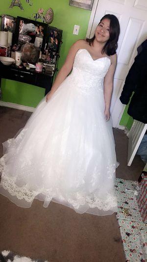 Wedding dress for Sale in Alexandria, VA