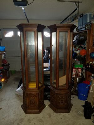 Curio Cabinets for Sale in Winston-Salem, NC