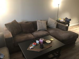 Lombardy extremely comfortable sectional couch for Sale in Chicago, IL