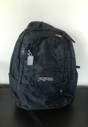 Black Jansport backpack for Sale in Los Angeles, CA