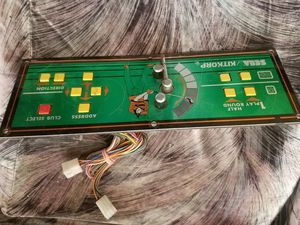 80's Vintage Sega Arcade Golf Game Controller and Circuit Board for Sale in Banning, CA
