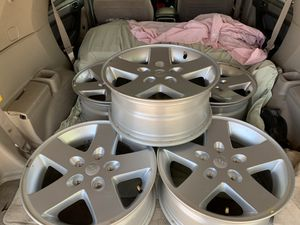 2018 Jeep wheels for Sale in Tucson, AZ