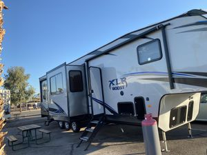 RV TRAILER XLR BOOST 2-3months old for Sale in Las Vegas, NV