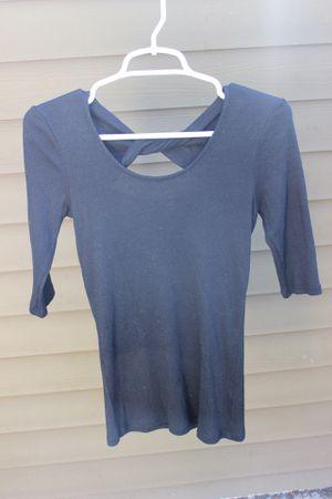 Michael Kors Designer Black Shirt for Sale in Monroe, WA