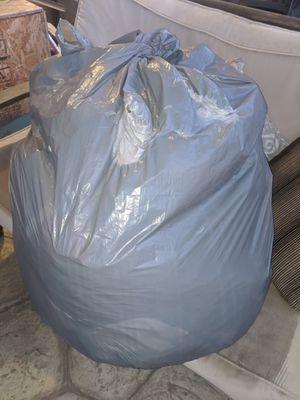Bag of clothes. for Sale in San Bernardino, CA