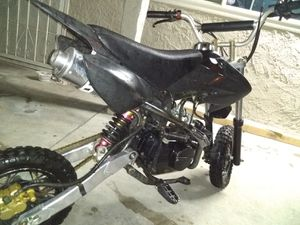 Pit bike 110cc 4 gears for Sale in Santa Fe Springs, CA