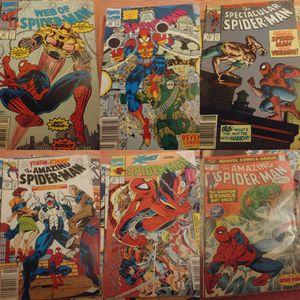 Spider-Man Comics (bundle) for Sale in Tempe, AZ