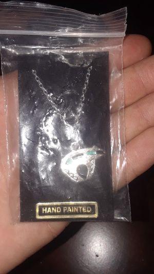 Cute Polar Bear Necklace HAND PAINTED for Sale in Saint Paul, MN
