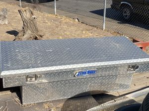 Diamond plate tool box for Sale in Henderson, NV