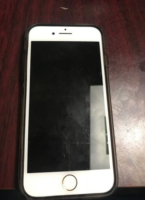 IPhone 8 Hard Rested No Cracks No Password for Sale in Mansfield, TX