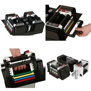 Powerblock Personal Trainer Set 50LB's Per Dumbbell for Sale in Orlando, FL