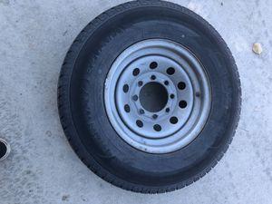 Rims & tires lt245/75r16 for Sale in Vista, CA
