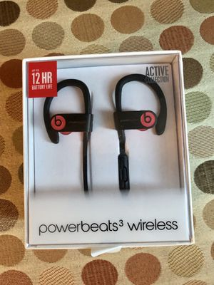Powerbeats 3 for Sale in Hillsboro, OR