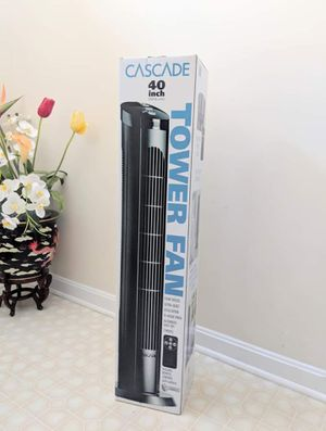 Brand New Sealed Tower Fan with Remote for Sale in Stone Ridge, VA