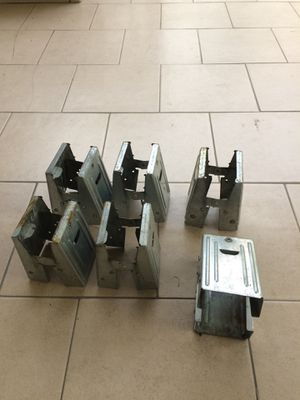 Hinges for standing 6pc for $12 for Sale in Cheshire, CT