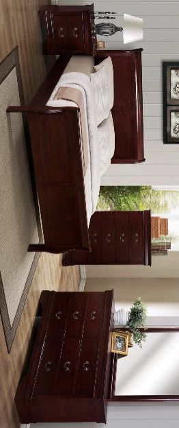 BedRoom Set (4-PIECE QUEEN bed,Dresser,mirror,Nightstand 🌸🌸(39 $down payment Same-day free delivery 🚚😍🚛 for Sale in Houston, TX