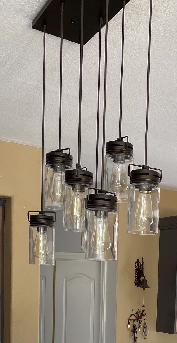 Lamps plus Hanging Ceiling light - Island