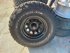 Jeep wheels for Sale in El Monte, CA
