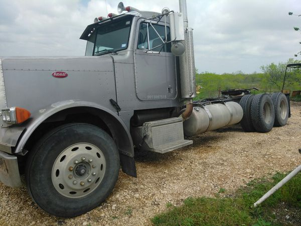 1990 Petter built runs great and comes with a end dump trailer road ready.