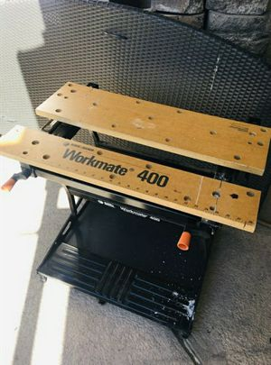 Workmate Portable Woodworking Bench & Vise for Sale in Las Vegas, NV