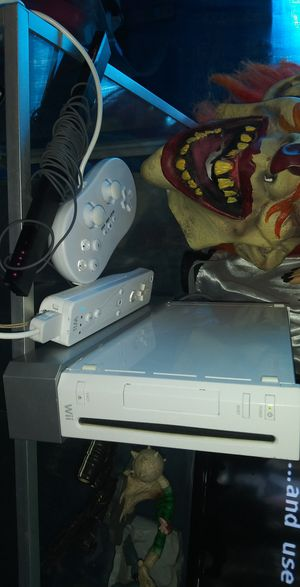Wii with games includes. GameCube,N64 ,Super Nintendo,Nes for Sale in McAllen, TX