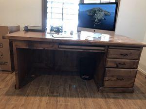 Custom corner desk $500 for Sale in Chandler, AZ
