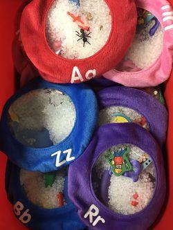 Lakeshore Alphabet Bags for Sale in San Jose,  CA