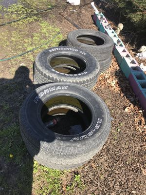 Truck tires for Sale in Greenville, MS