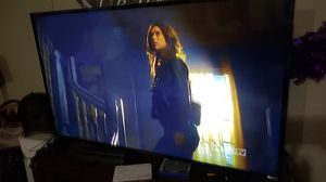50 inch Vizio TV Perfect condition One year old for Sale in New Market, TN
