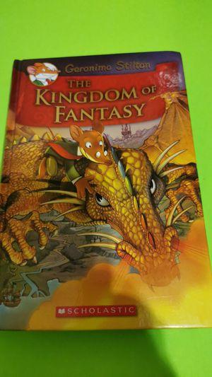 The Kingdom of Fantasy by Geronimo Stilton for Sale in McDonough, GA