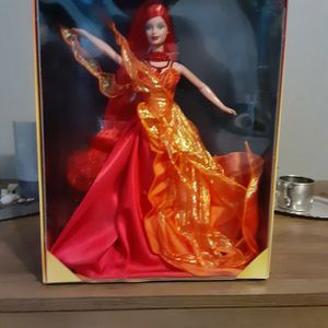 1999 Dancing Fire Barbie Collectable for Sale in Brighton, CO