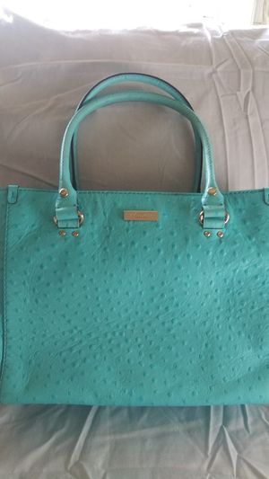 Turquoise kate spade handbag for Sale in Rockville, MD