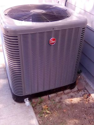 Reheen A/C unit 4 ton system for Sale in Patterson, CA