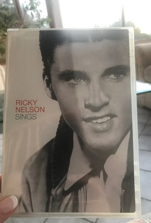 Unopened dvd. RICKY NELSON sings for Sale in Bothell, WA