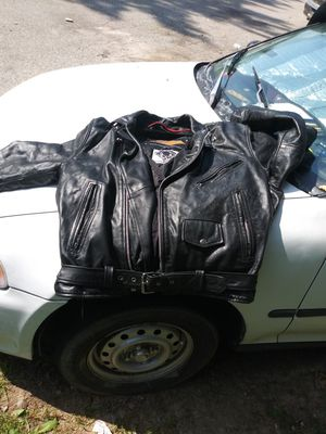 XL LEATHER JACKET for Sale in O'Fallon, MO