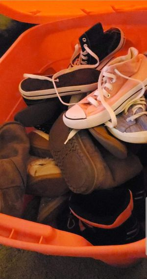Girls shoes/boots for Sale in Moon, PA