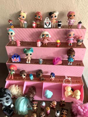 lol dolls , pets and acsesories $110 for Sale in El Monte, CA