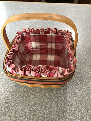 Longaberger Basket for Sale in Brookfield, WI