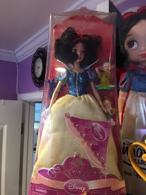 NEW! Disney Snow White Doll Vintage for Sale in City of Industry, CA