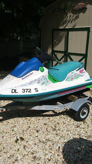 Seadoo jet ski trailer for Sale in Dagsboro, DE