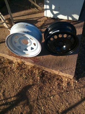 Rims 20.00 each for Sale in Phoenix, AZ