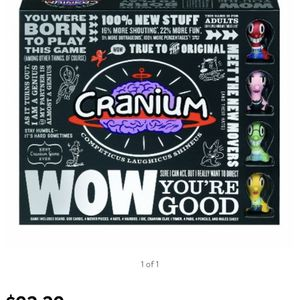 Cranium Board Game for Sale in Lakeside, CA