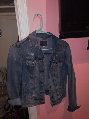 Jean jacket for Sale in Manassas, VA