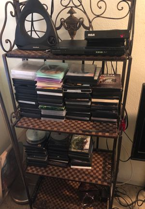 DVD player ,160 movies , only for Sale in Los Angeles, CA