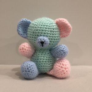 Crochet Teddy Bear for Sale in Pittsburgh, PA