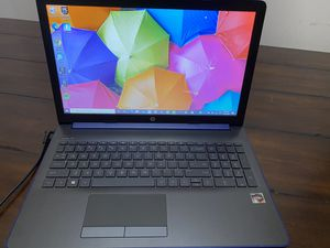 """Hp 15"""" touchscreen laptop with warranty! for Sale in San Diego, CA"""