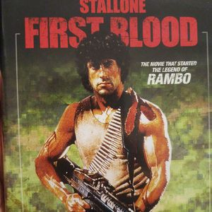 Bluray - First Blood (Rambo) for Sale in Lewisville, TX